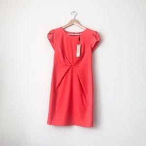 NWT Darling coral dress